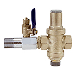 REGULATORS & BALL VALVES